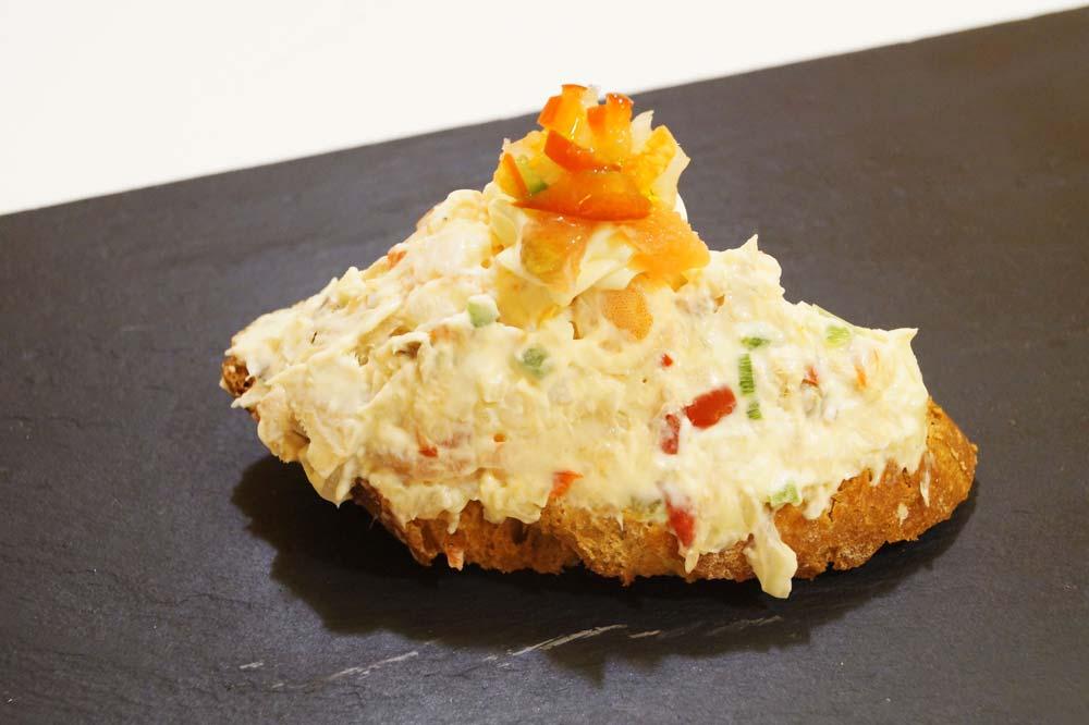 Cocktail de saumon